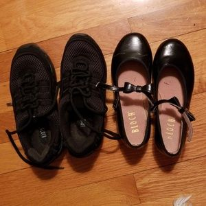 Other - girls dance shoes
